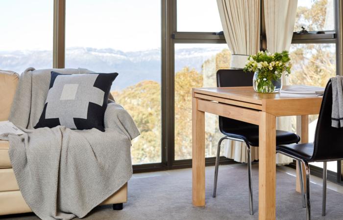 Three Bedroom View