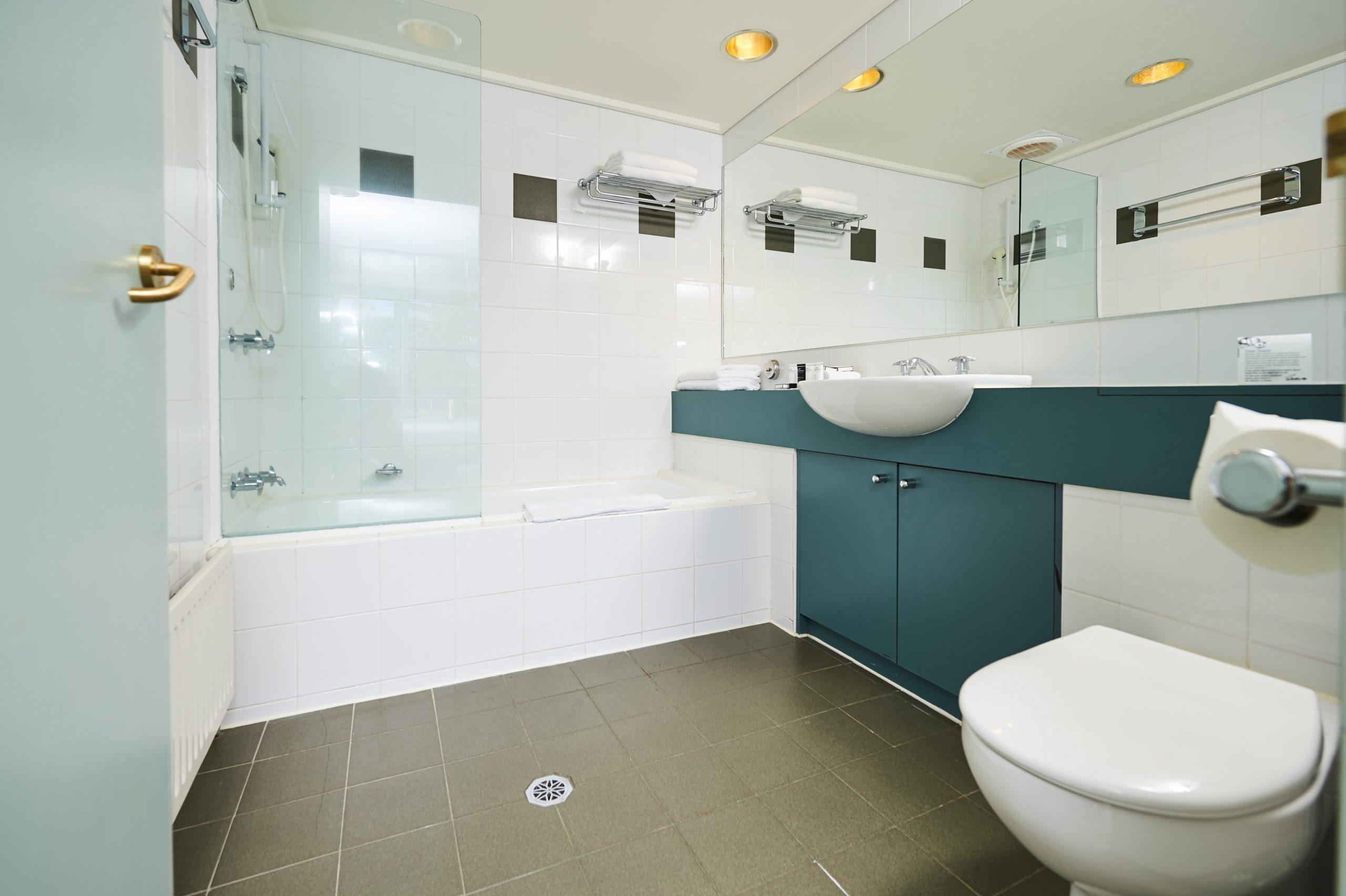 One Bedroom Suite - bathroom