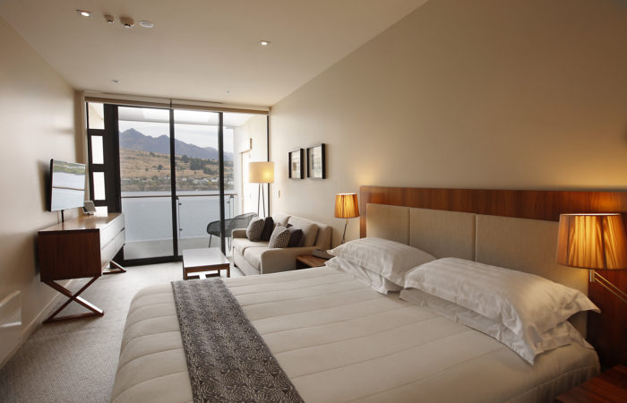 Lakeview Hotel Room