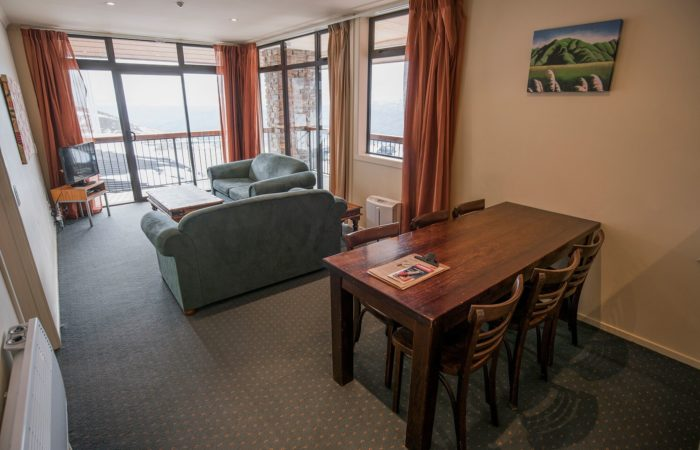 Cardrona Alpine Resort - 3 Bedroom Apartment