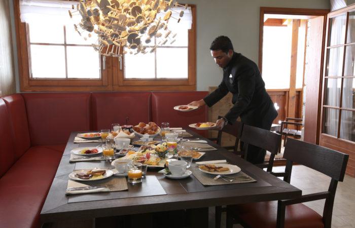 Valmorel Resort Restaurants
