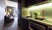 Deluxe Room - kitchenette