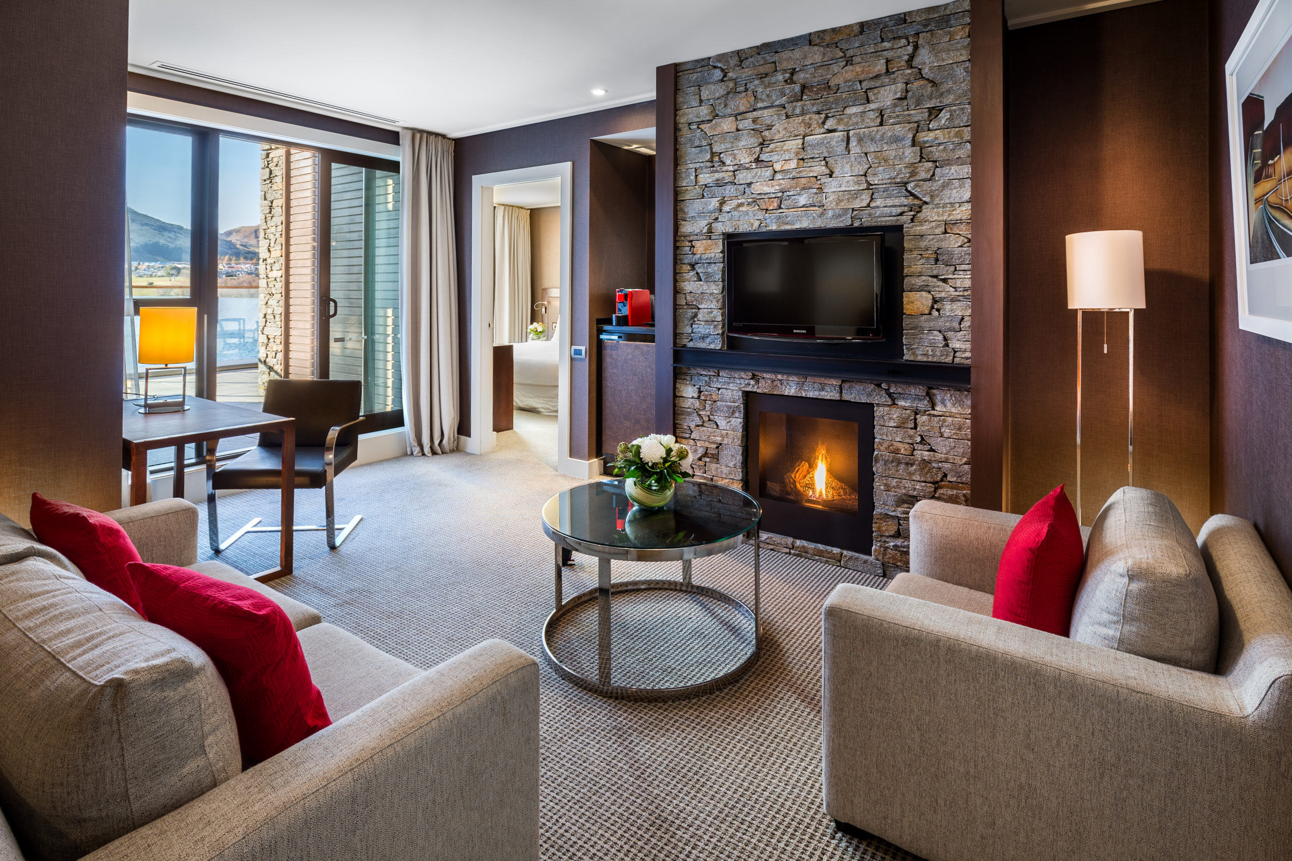 Hilton Wakatipu Suite