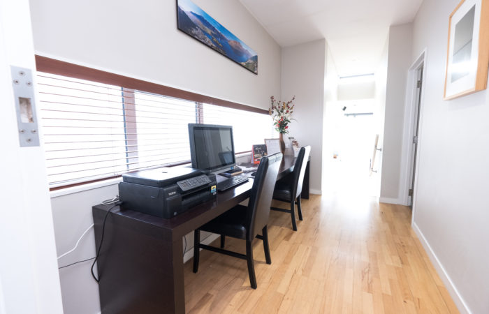 Two Bedroom Suite - Business Area