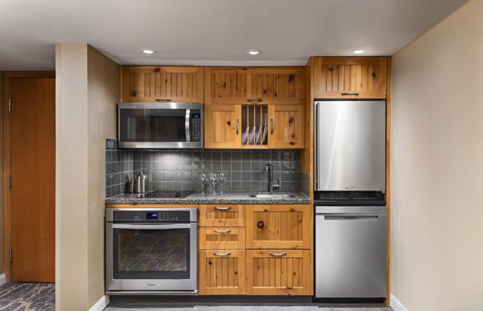 Westin Suite Kitchen