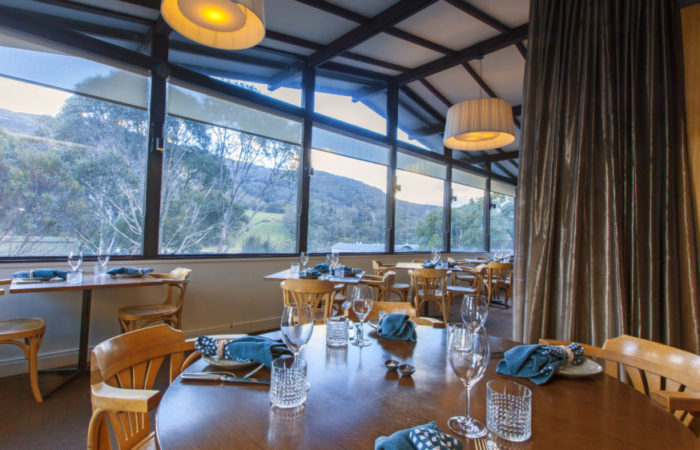 The Denman Terrace Restaurant