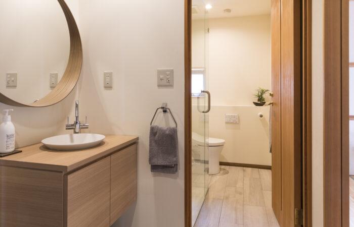 Standard Bathroom in Japanese Room