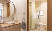 Western Bathroom with shower