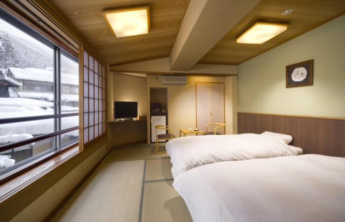 Japanese Twin Room