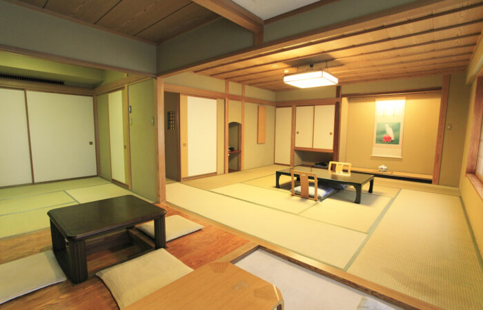 Deluxe Japanese Room