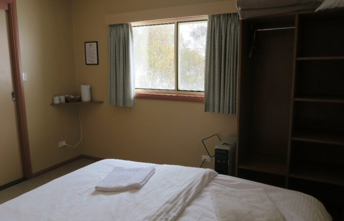 Courtyard View Room